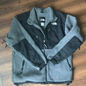 Black/Charcoal Denali jacket